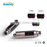 electronic cigarette tester haka tester show ohm/v/w ecig ohms,best atomizer coil calculator