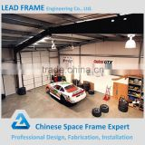 High level steel building structures garage shed
