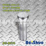 BS-B010,M14x1.5x53mm Knurled Wheel Stud Bolt