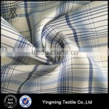 100% nylon yarn dyed fabric for dress,blouse,skirt,lining