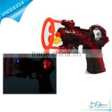 Musical Bubble Shooter Light Up Flash Bubble Gun Toy