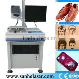 Multi-usage co2 laser marking machine engrave non-materials arts and gifts food package product date code marking plastic switch