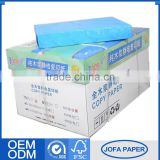 Best Custom Color Wholesale B5 A4 Size 70 Gsm Paper Roll