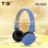 Consumer electronic noise cancelling foldable design super bass stereo cheap custom headphones