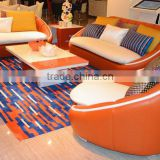 Modern divan living room furniture sofa set luxury home furniture sofa J858