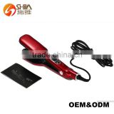 2016 New Hot Original OEM Oil Double Fast Plate Detangling Steam Brush Comb Hair Straightening As Seen As On TV