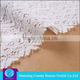 Wholesale fabric 2016 new Fancy Net polyester lace fabric                                                                         Quality Choice