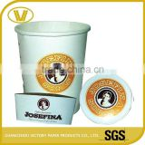 hot china supplier disposable paper soup cup and hot kraft soup cup