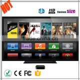 "Ultra HD Hd big size slim led tv oem tv 65 inch panel led tv 65""Shenzhen electronic shopping television"