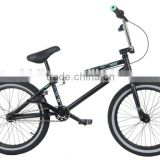 20 inch bmx bike / single speeed bmx bike / aluminum alloy bicycle frame / aluminum alloy bike rims