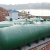 waste water treatment equipment/Glass fiber reinforced plastic septic tanks
