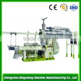 lowest price sunflower meal extrusion machinery