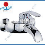 China supplier hot sale building material top quality artistic brass bath shower faucets