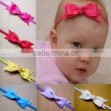 Baby Bow Headband,Ribbons Bowknot Headband, Girl Headband, Ruffle Headband ,Childrens Accessories