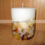 amber candles/candle with amber
