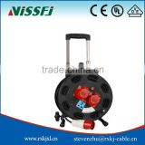 Chinese manufacturers cable reel power cord for electric grill steel cable reel retractable
