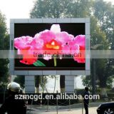 Led Board Display Outdoor P10 P16 Dip Rgb,P10 Outdoor Color Two Face Dual Double Sided Led Sign