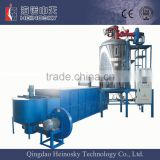 Factory supplied high quality automated foam batch eps pre expander machine