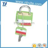 bulk rubber cover padlocks with promotion master key                                                                         Quality Choice