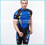 High quality breathable polyester dry fit jersey and crazy cycling jersey or Bicycle Wear with factory prices