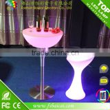 Color Changing Led Modern Lounge Chair Modern Plastic Chair