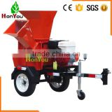 20pcs hammer processing 100mm log 13hp wood crusher machinery for straw