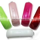 9W UV LED nail lart product nail dryer digital nail art machine