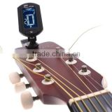 DIHAO LCD Digital Guitar Tuner Universal for Bass Violin Ukulele Top Quality Wholesale Retail