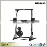 Olympic GYM Fitness Crossfit Barbell Storage Rack for Bar and Weights