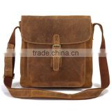 leather messenger bag,Coffee colour messenger Bag, leather tablet bag ,leather office executive bag