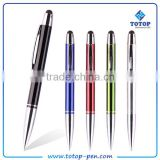 2 In 1 Metal Stylus Touch Pen Multi Colors metal pen for touch screens                                                                         Quality Choice