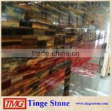 Luxury semiprecious stone slabs Made In China