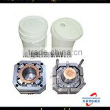 Plastic injection paint bucket molds in Huangyan