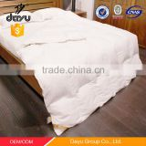 30 year industry home textile five star all seasons goose down duvet High quality 100% duck feather duvet