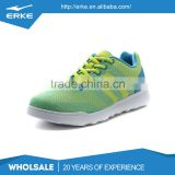 ERKE wholesale brand lightweight simple womens daily lifestyle skateboard shoes