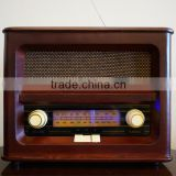 INQUIRY ABOUT vintage bluetooth wooden radio