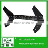brush cutter parts turf cutter blade for sod cutter machine