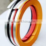 plastic desk edging strip laminated edge strips
