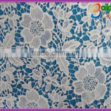 african 100% cotton guangzhou top one high quality wholesale cord swiss voile lace fabric