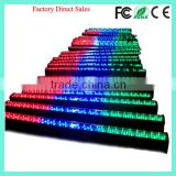 Professional Stage Disco DJ NightClub Bar 252pcs 10mm RGB LED DMX Up Wall Washer Light
