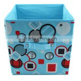 Factory wholesale home garment saving storage box, Reusable non-woven high capacity organizer lidless(BBHT006)