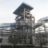 big biomass circulation fluidized bed gasifier 20000Nm3 wheat straw gas power plant