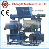 55kw 1t/h output vertical ring die cotton stalk pellet mill coconut shell, peanut shell pellet machine