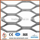 galvanized expanded mesh ceiling decoration/barbecue grill custom stainless/stair treads
