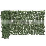 Garden decoration plastic artificial plants leaf fence