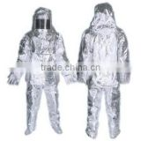 Fire protection Insulation Clothing, Aluminum foil cloth