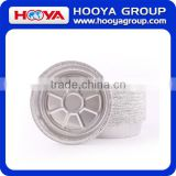 12PCS Disposable Round Aluminum Foil Pans Round Aluminum Foil Container Round Foil Take Out Pans