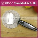 Food grade stainless steel pizza knife (v561)