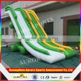 Funny and excitting Inflatable Half-Moon Slide ,Amazing inflatable Yacht Slides cheap on sale