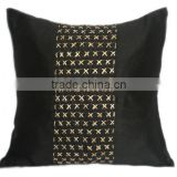 Black Gold Throw Pillows Black Gold Decorative Pillows Black Gold Pillow Case Black Gold Cushion Cover